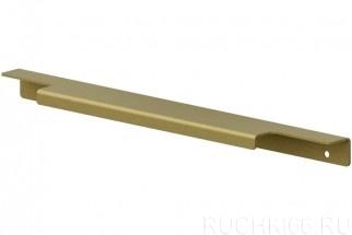 Ручка торцевая накладная L.396 мм