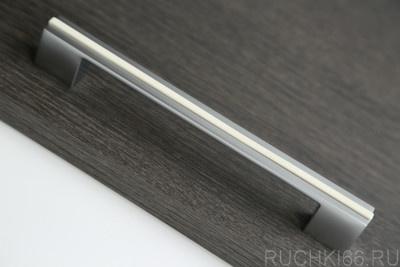 Ручка-скоба 160/192 мм под вставку